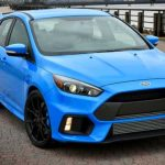 Ford : 350 ch pour la troisième Focus RS