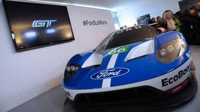 Photo de Ford : la GT sera sa flèche aux 24 H du Mans 2016