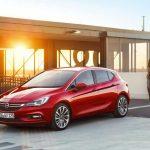 Opel : 200 kg de moins pour la nouvelle Astra