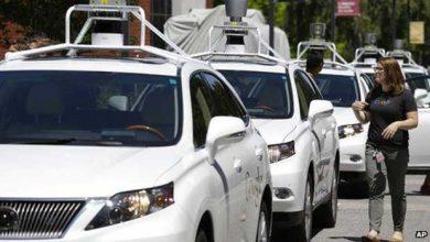 Google Car : les tests ont commencé sur les routes de Californie