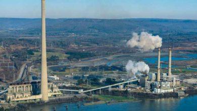 Photo de Google : une centrale au charbon convertie en centre de calcul 100% alimenté par des énergies renouvelables
