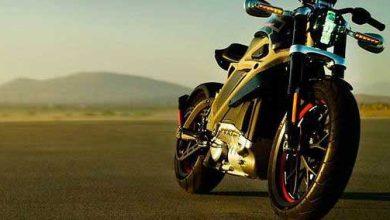 Photo de En attente du Harley-Davidson 100% électrique