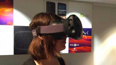 HTC RE Vive : un test de réalité virtuelle à couper le souffle