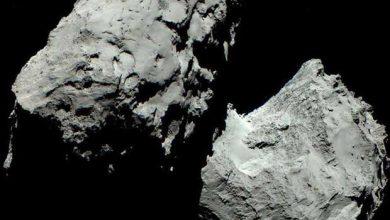 Photo de L'histoire de Rosetta, Philae et la comète 67P/Churyumov-Gerasimenko