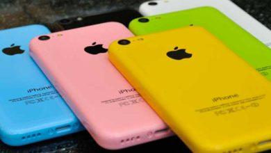 Offrez-vous un iPhone 5c selon votre choix !