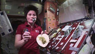 ISS : comment préparer un repas dans l'espace ? [VIDÉO]