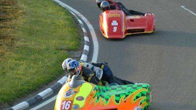 Photo de La folle course du Tourist Trophy, entre Side-Car et Superbike au menu 2015
