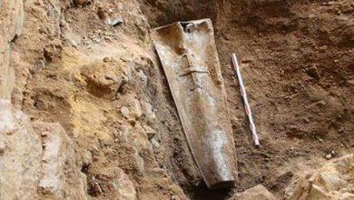 """Miracle archéologique ... ou découverte d'une """"momie"""" d'un genre nouveau ?!"""