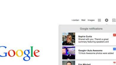 Photo of Les notifications de Google Plus deviennent simplement de Google