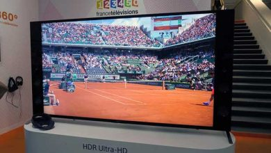 Photo of L'HDR exclusivement en jeu à Roland-Garros