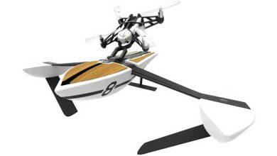 Photo of L'Hydrofoil, le mini drone marin de Parrot