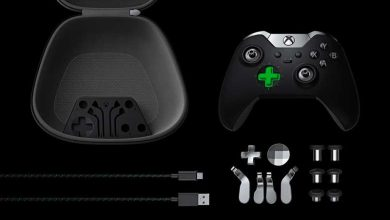 Photo de Xbox Elite Wireless Controller : Microsoft présente une nouvelle manette de jeu