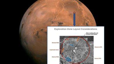 Photo de Mars : la NASA commence à chercher un site pour la première mission habitée