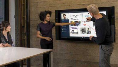 Microsoft a son écran géant : un tactile de 84 pouces !