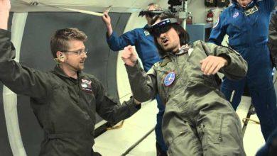 Photo de Microsoft : les Hololens au service des astronautes de la NASA