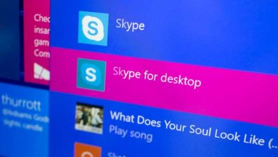 Microsoft : pas d'application universelle pour Skype