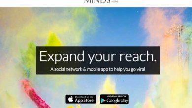 Minds : un réseau social Open Source qui privilégie la vie privée