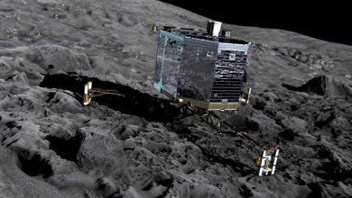 Photo de Mission Rosetta : Philae devient bavard !