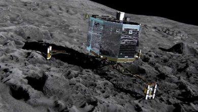Photo de Mission Rosetta : Philae ne communique pas encore assez pour faire de la science