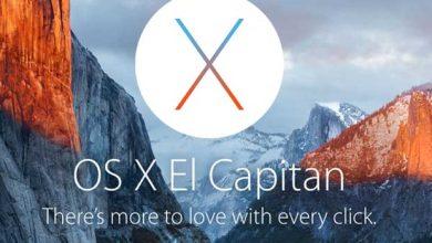 OS X 10.11 El Capitan : Apple renforce le confort d'utilisation et les performances