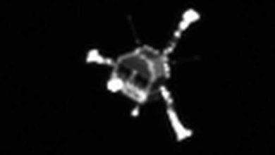 Photo de Philae : enfin retrouvé ?