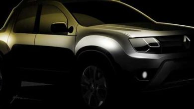 Renault a son premier pick-up : le Duster Oroch