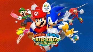 Photo de Rio 2016 : Mario et Sonic ont aussi droit aux Jeux Olympiques