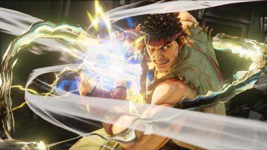 Photo de Street Fighter 5 déjà présenté avant l'E3