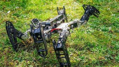 Photo of Un surprenant robot qui continue d'avancer, quoi qu'il arrive