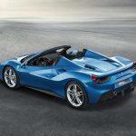 488 Spider : Ferrari lève le voile sur sa nouvelle berlinette découvrable