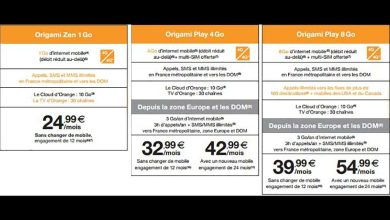 Photo of Nouveaux forfaits mobiles chez Orange