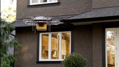 Amazon plaide pour une zone aérienne dédiée aux drones de livraison