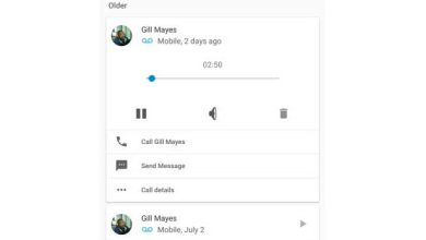 Photo de Android M : avec une messagerie vocale visuelle intégrée