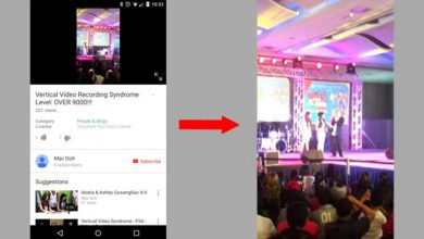 Android : YouTube améliore l'affichage des vidéos verticales
