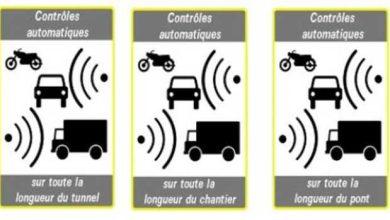 Photo of De nouveaux panneaux routiers pour annoncer les contrôles radar