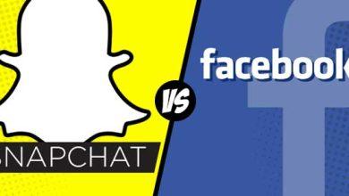 Photo de Facebook imite Snapchat pour mieux le remplacer ?!