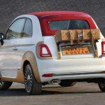 55 000 euros pour le premier exemplaire de la nouvelle Fiat 500