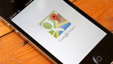 Google Maps va avertir de la traversée d'un passage à niveau