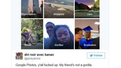 Photo de Google présente des excuses pour son application Photos