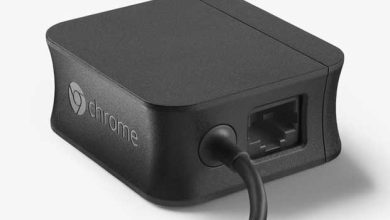 Photo de Google : un adaptateur Ethernet officiel pour le Chromecast