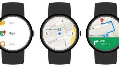 Photo de Google Maps améliore ses contrôles sur Android Wear