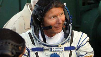 Photo of Guennadi Padalka : déjà 803 jours passés dans l'espace
