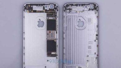 Photo de iPhone 6S : les premières images sont là !