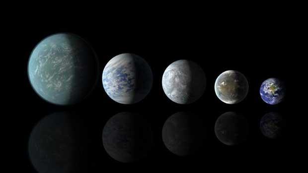 Kepler-452b : l'exoplanète la plus semblable à la Terre jamais découverte
