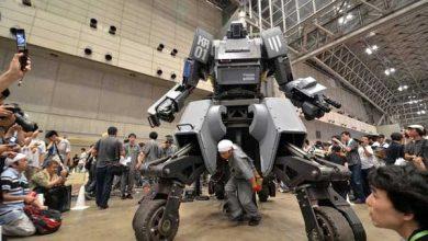 Photo of Mark II vs Kurata : un duel entre deux robots de plus de 5 tonnes !