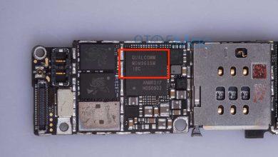 Photo of La puce de l'iPhone 6S double celle de l'iPhone 6