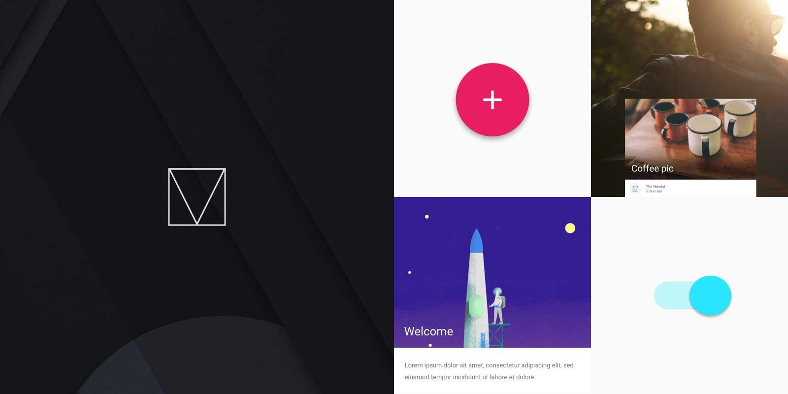 Material Design Lite : Google publie un kit de ressources à l'intention des développeurs web