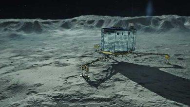 Photo de Mission Rosetta : des indices de vie extraterrestre sur Tchouri ?