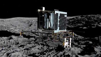 Photo de Mission Rosetta : inquiétudes au sujet de Philae