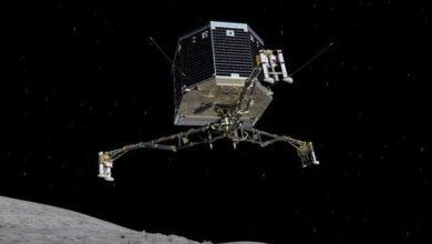 Photo de Mission Rosetta : silence prolongé de Philae